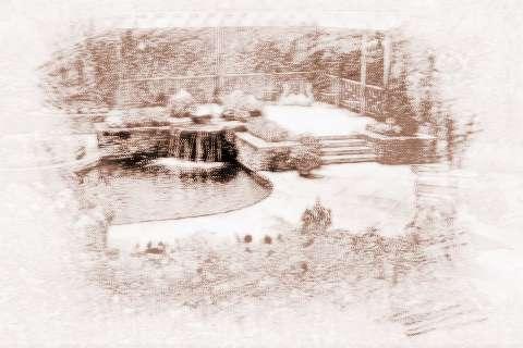 风水别墅布置有好别墅高陵花园v风水有哪图片
