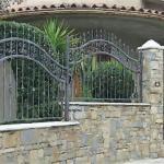 别墅围墙用铁栏对风水有何影响