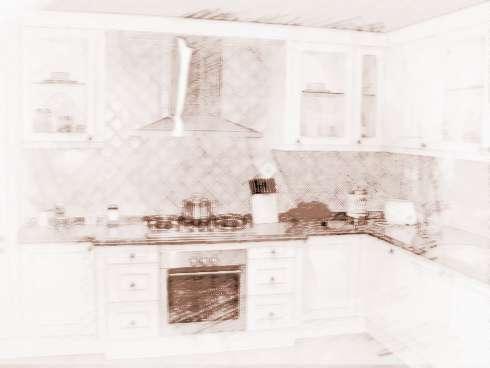 橱柜 厨房 家居 设计 装修 490_368图片