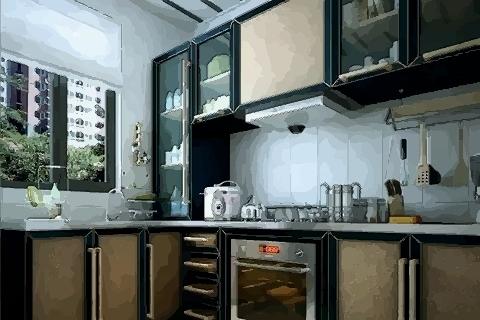 厨房整洁与风水 厨房整洁就是最好的风水