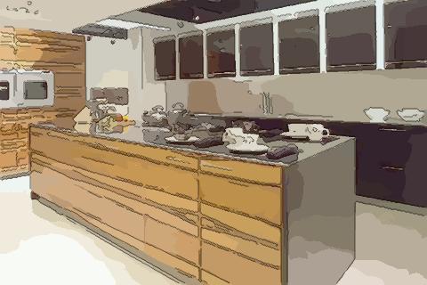 厨房招财风水布局 做到这几点就可以了