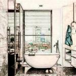 厨房门对卫生间门应该怎么化解