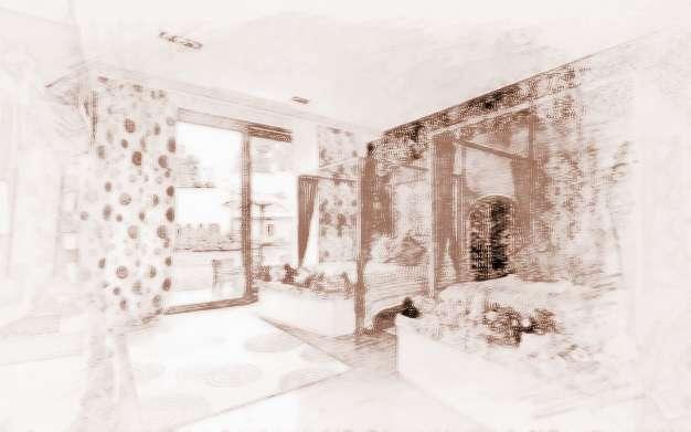 儿童房窗帘颜色风水