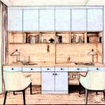正确学生床书桌摆放图 学生的床和书桌应该如何摆放