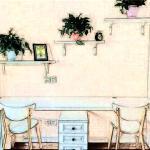 书桌和床的正确摆放位置需要注意些什么
