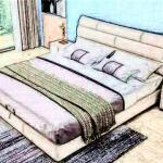 床位的正确摆放图片 床位应该如何正确摆放