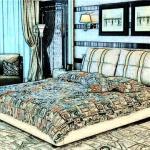 床位的正确摆放图解 床位应该如何摆放