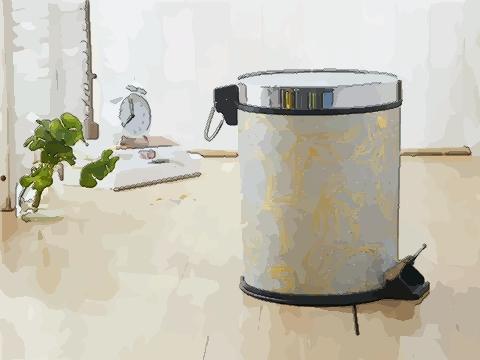 如何避免家中出现煞气?垃圾桶的放置很重要