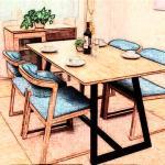 餐厅餐桌摆放禁忌 餐厅内餐桌摆放的讲究