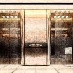 大门对电梯口好不好 对风水有什么危害