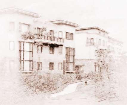别墅家庭欧式围墙