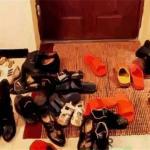 邻居家门口放鞋子对自己家风水有何影响