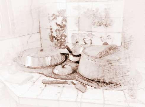 居家风水;; 农村厨房灶台设计;