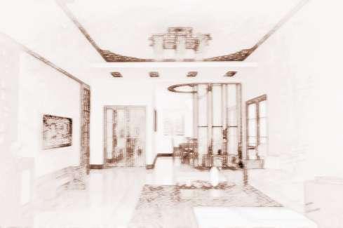楼梯靠边房屋设计图