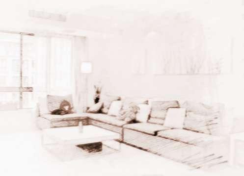 居家客厅风水禁忌与化解你知多少?