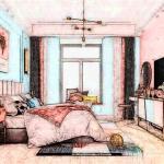 横梁压床图片对家运有何影响