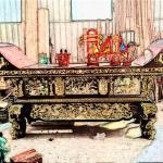 财神供桌下面能放什么对财运帮助最大
