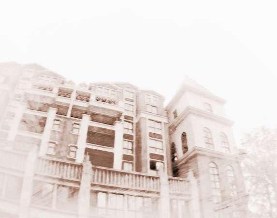 有阳台五层楼房设计图