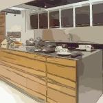 别墅厨房风水讲究 如何让别墅厨房有好的风水