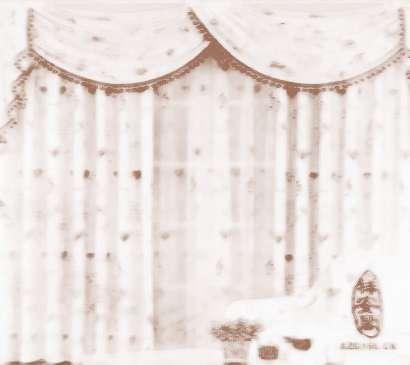卧室窗帘搭配与风水关系   一、窗帘对主人运势的影响