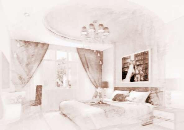 卧室床头挂画风水宜忌