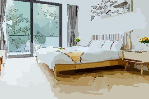 卧室可以有大窗户吗 窗户过大对卧室风水有什么影响