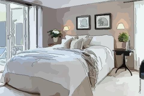 卧室睡床如何摆放最旺财 风水教你正确摆放睡床