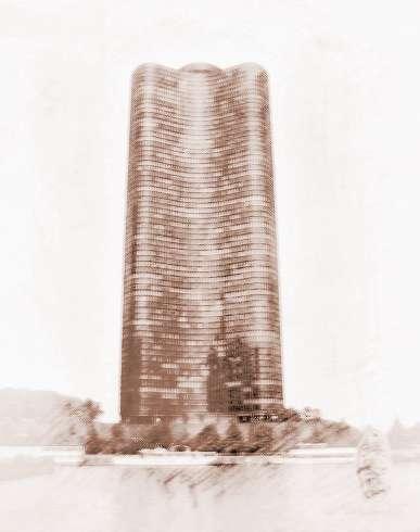 城市高层住宅风水图解