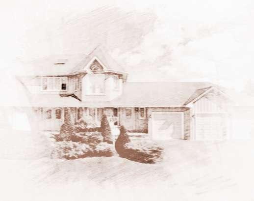 农村住宅院子风水图解
