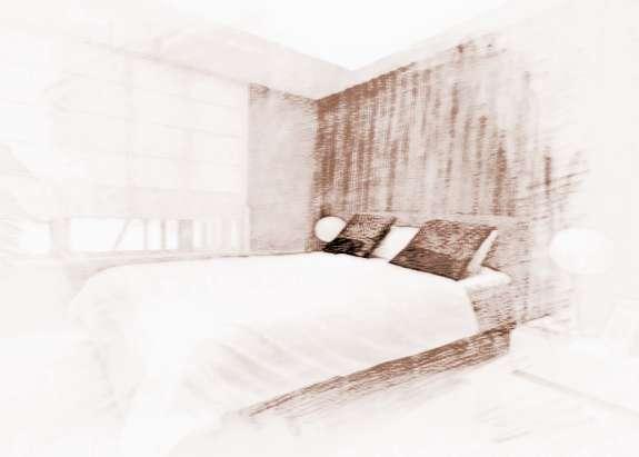 卧房床位摆放风水图解_祥安阁风水图解