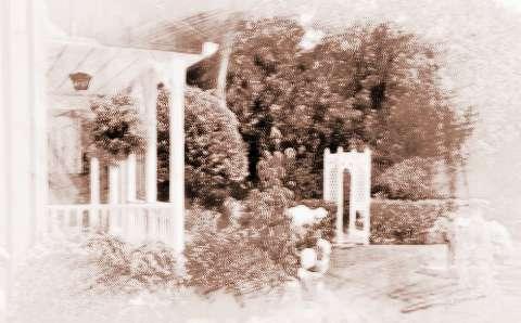 花园装修风水