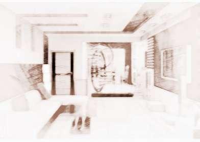 房屋客厅装修设计风水