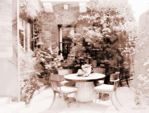 别墅庭院的设计风水