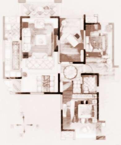房屋户型风水图解