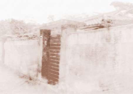农村房子围墙风水
