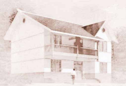 農村樓房的風水