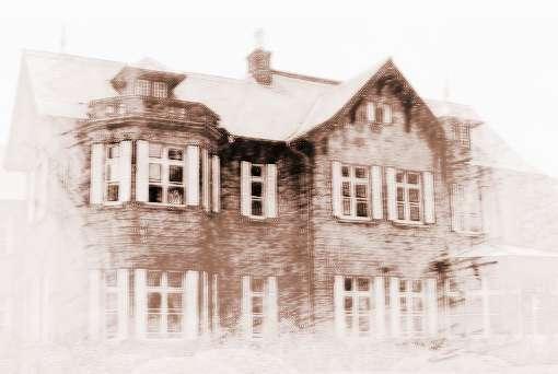 风水大忌 房子建在坟地上风水图片