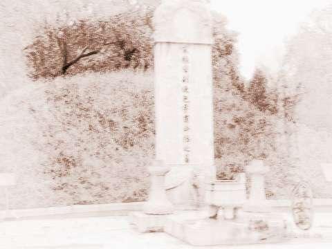 坟墓风水入坟断