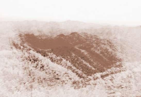 祖坟风水宝地图片图片