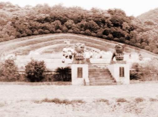 怎么看农村祖坟风水宝地的要求图片
