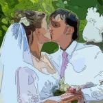 婚姻中相愛一生的八字命理標志