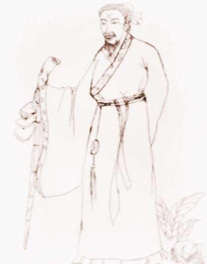 狐妖小红娘手绘画