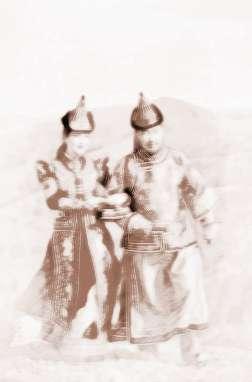蒙古族的服饰文化特点