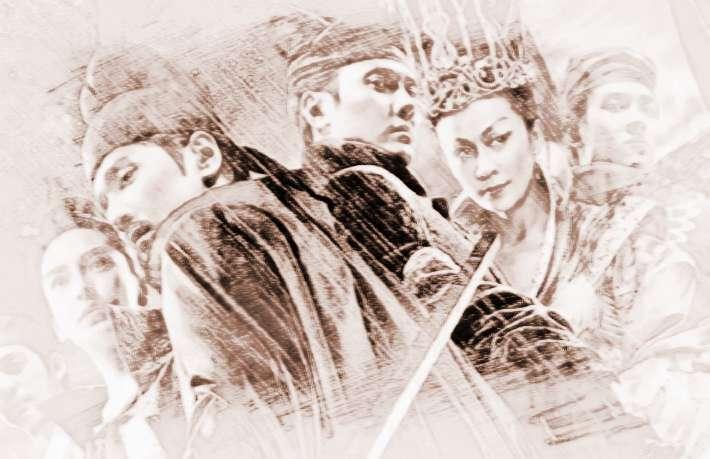 《狄仁杰之四大天王》