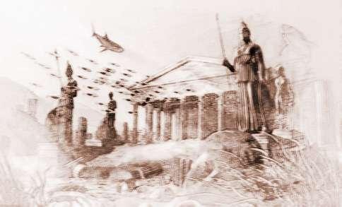亚特兰蒂斯文明