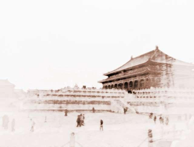 故宫是哪个朝代建的