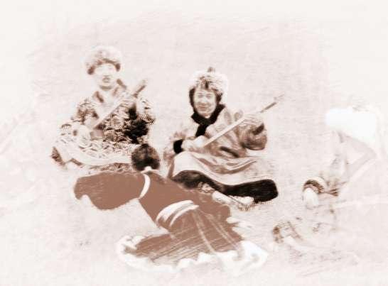 """蒙古族的岁时节俗主要有""""白节""""图片"""