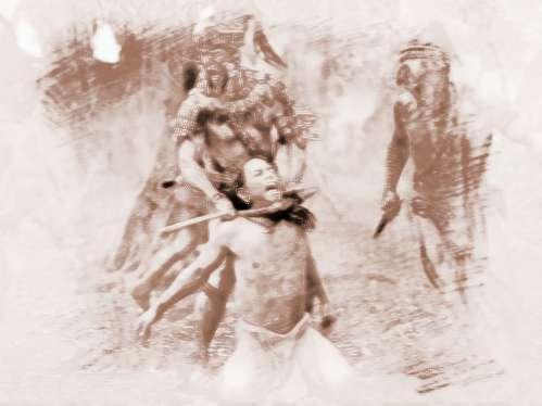 神秘的玛雅人祭祀是用什么的?