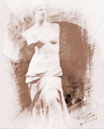 雕像断臂的维纳斯现在存放在哪   巴黎卢浮宫   巴黎卢浮宫博物馆