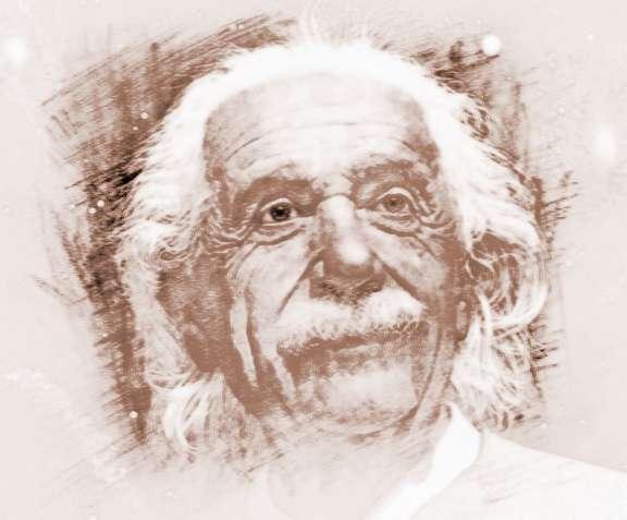 爱因斯坦数学差是真的吗